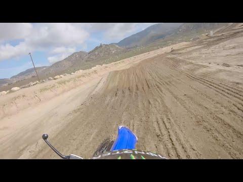 Justin Cooper | Pala Raceway GoPro Onboard | TransWorld Motocross