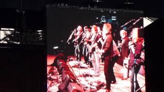 Doobie Brothers, Bonnie Raitt, Crosby, Stills & Nash