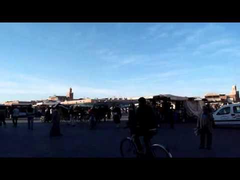 Marrakech – Jamal el Fna – Daytime