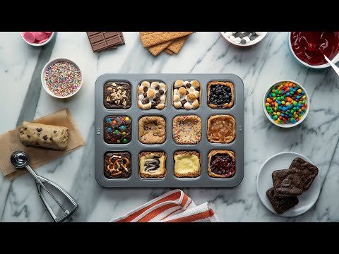 How To Make 12 Desserts In One Pan ? Tasty