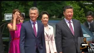 Guerra comercial entre EUA e China está suspensa, mas tensão continua