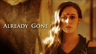Clarke and Lexa | Already Gone