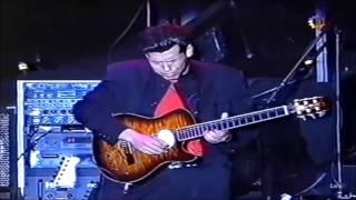 Kiko Cibrian. Precioso solo de guitarra.