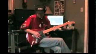 Leon MacLellan Rock Blues Guitar Instrumental