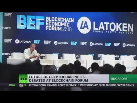World Blockchain Economic Forum: Future of cryptocurrencies discussed in Singapore