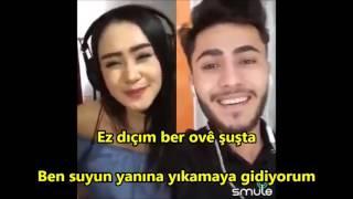 Baran Bari & Cita Citata - Eman Eman + Goyang Dumang Türkçe-Kürtçe Altyazı (Tirkî-Kurdî)