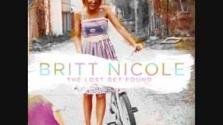 Walk on the Water-Britt Nicole width=