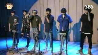 160818 컬투쇼 빅스 VIXX - Love Me Do LIVE