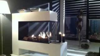 Relativ Kamine ohne Rauchabzug, ohne Schornstein - YouTube ZC33