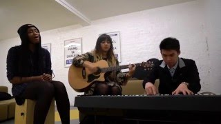 """Fuse ODG ft. Angel """"TINA"""" Cover by Hult Music Jamming Club"""