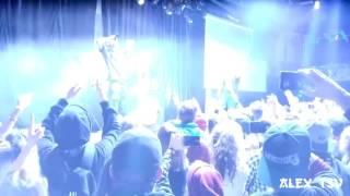 Yung Lean - Kyoto Live in Riga 07.09.2016