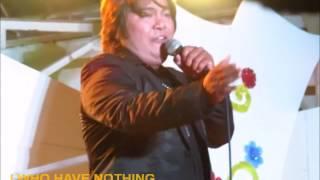 Eric Sanchez  - I Who Have Nothing (Tom Jones, Cover)   Amatyurista