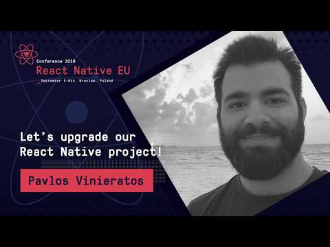 Let's upgrade our React Native project