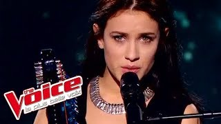 The Voice 2016 | Lena Woods - La nuit je mens (Alain Bashung) | Epreuve ultime