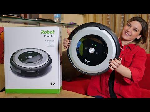 Recensione iRobot Roomba e5 🤖 Il migl …
