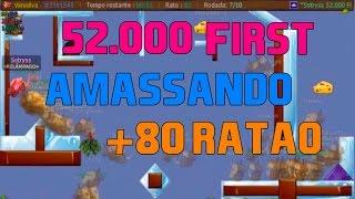 TRANSFORMICE - Sstryss 52.000 first ‹ →[+80 ratão]← ›