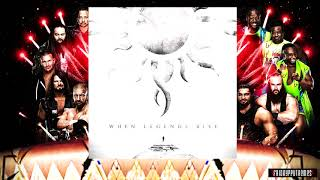 "WWE Greatest Royal Rumble 2018 Official Theme Song - ""When Legends Rise"" + Download Link"