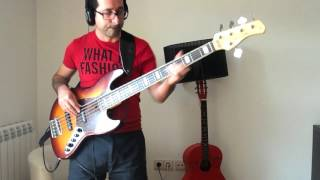 Chunky bass cover By Jorge Barbosa