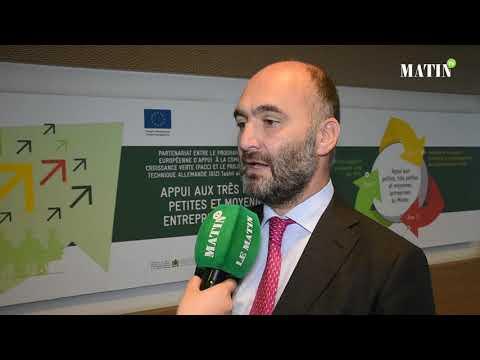 Video : Croissance verte : 25 millions de DH pour les TPME