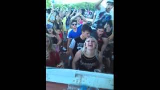 DJ FREQUENCY MIX AO VIVO EM ITAPIRANGA SC 06/03/16