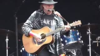 Neil Young - Heart of Gold (Live @ Roskilde Festival, July 1st, 2016)