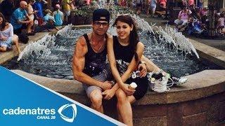 Danna Paola festeja su cumpleaños en Disney / Danna celebrates her birthday at Disney