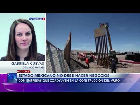 SOBRE EMPRESAS INTERESADAS EN MURO DE TRUMP