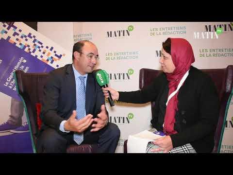 Video : HR Summit 2019 AGEF: Entretien avec Lotfi Sekkat, PDG-CIH Bank