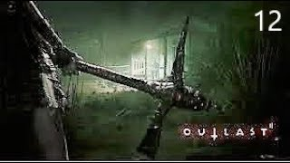 OUTLAST 2 LET'S PLAY DEUTSCH #12 LEBENDIG BEGRABEN ! PS4 German Gameplay