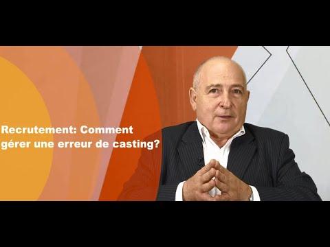 Video : Recrutement: Comment gérer une erreur de casting ?