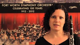 Just a Minute with the Fort Worth Symphony Orchestra - Rach 3