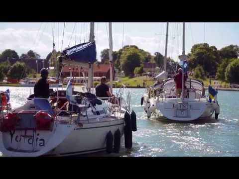 Lev livet i fem knop - Göta kanal