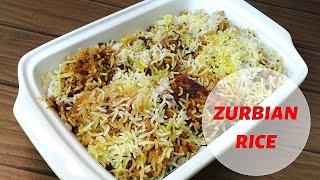 ZURBIAN RICE  RECIPE //A Special Arabian Rice/Biriyani in Malayalam /ഇതുപോലെ ബിരിയാണി ട്രൈ ചെയ്യൂ