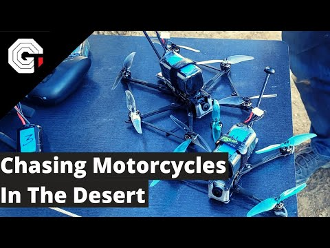 Li-Ion  FPV Drone Showdown! w/Glytch & Darren