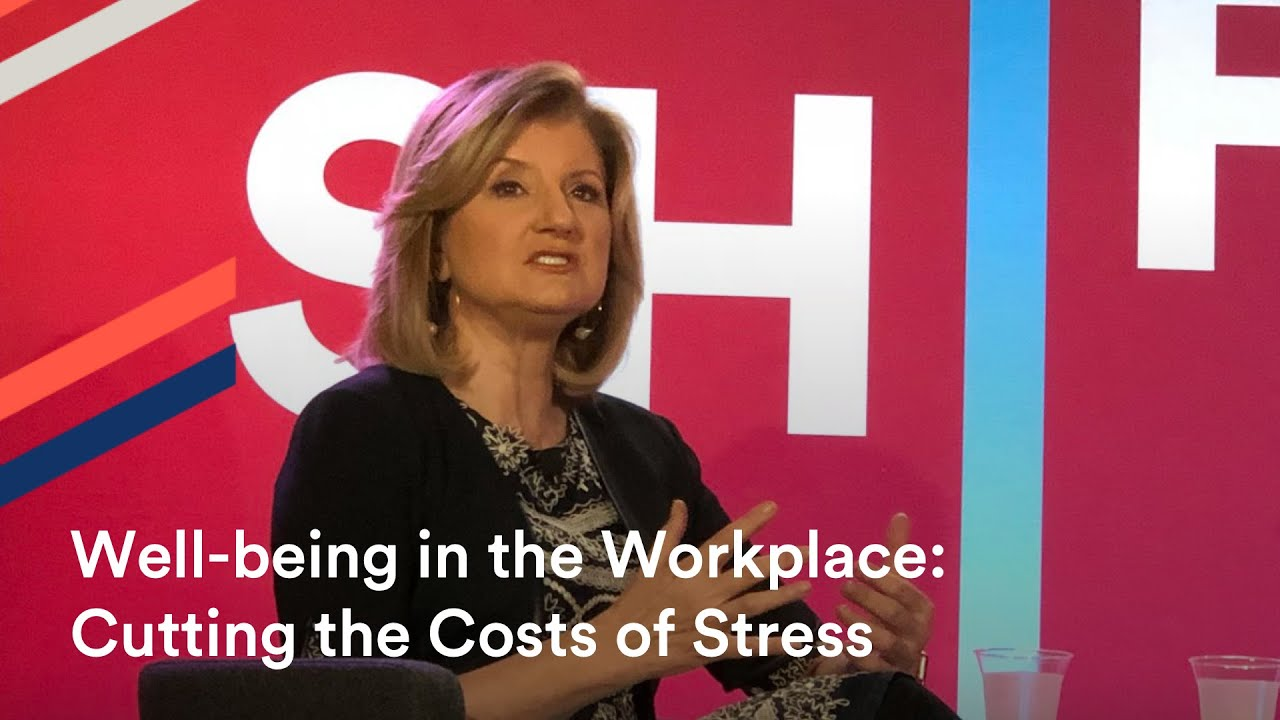 Well-being in the Workplace: Cutting the Costs of Stress