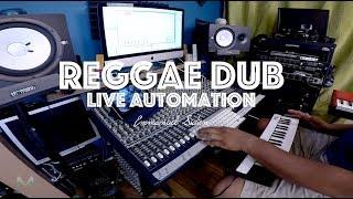 Reggae dub live automation