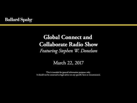 Global Connect and Collaborate Radio Show, Denver March 22, 2017
