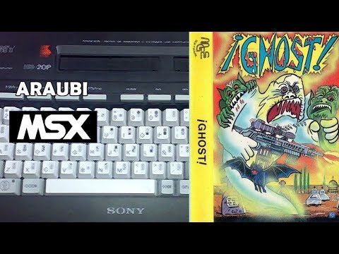Ghost (Mind Games España, 1989) MSX [363] Walkthrough