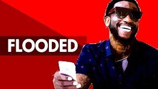"""FLOODED"" Hard Trap Beat Instrumental 2018   Dark Lit Rap Hiphop Freestyle Trap Type Beats   Free DL"