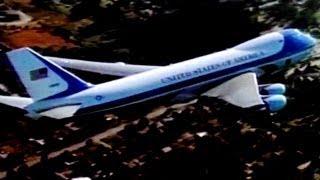 Onboard Air Force One On 9/11 - Secret Service Secrets