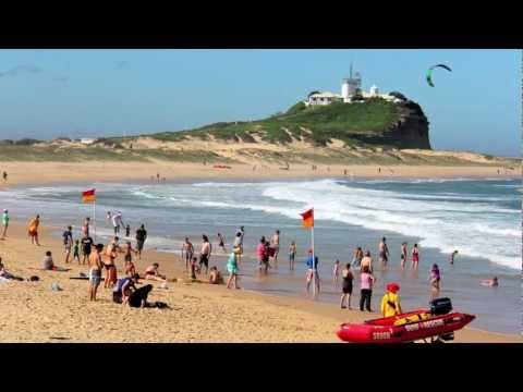Best Beach In The World – Newcastle, Australia