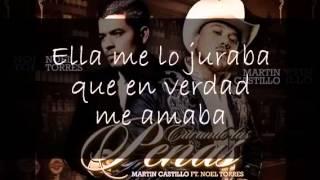 """Curando Las Penas"""" Martin Castillo Ft Noel Torres"""