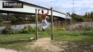 Traction pronation : SUPER DOS STAMINA FEAT Juanito Power Training