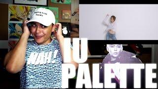 IU - Palette Feat. G-DRAGON MV Reaction [LOVE THIS!] width=