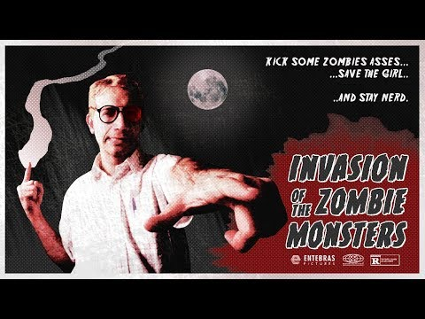 Invasion of the Zombie Monsters (HD Short Film)