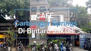 Kafe Otomotif Ini Awalnya Hanyalah Bengkel