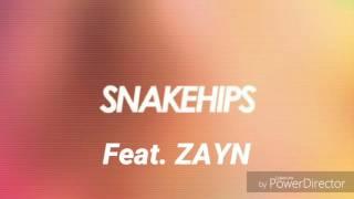 Snakehips - Cruel ft. ZAYN (Lyrics)