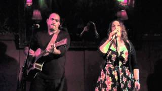 """Noa & Shai LIVE """"Like Me"""" August 29, 2011 (1/9)"""