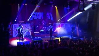 Sum 41 - Goddamn I'm Dead Again - Prague - 6.2.2017