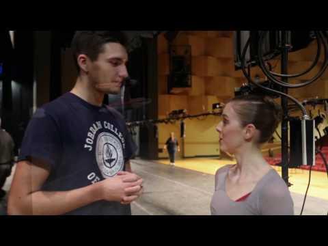 Behind the Scenes: Butler Ballet's Midwinter Dance Festival 2017